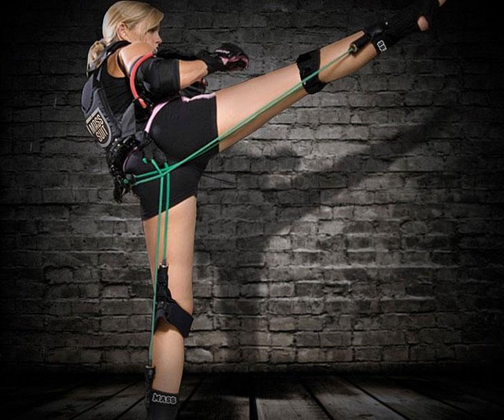 Full Body Resistance Training Suit
