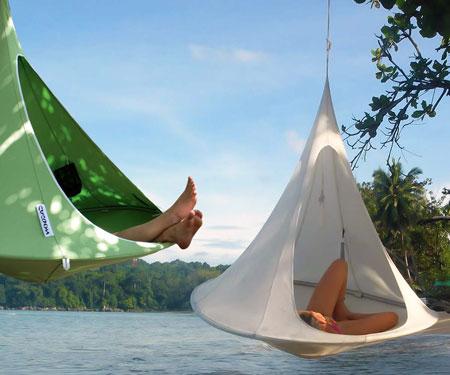 Hanging Teepee Cacoon