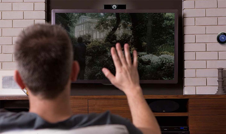 Home Gesture Control System