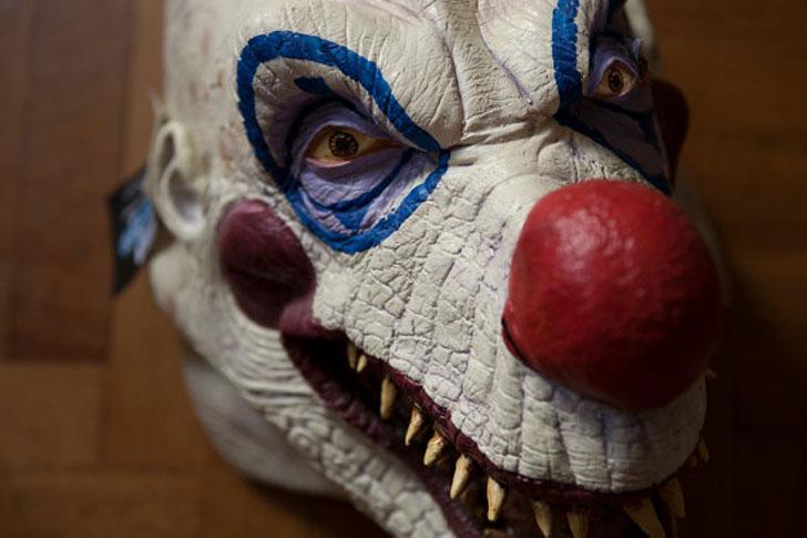 Klownzilla Mask