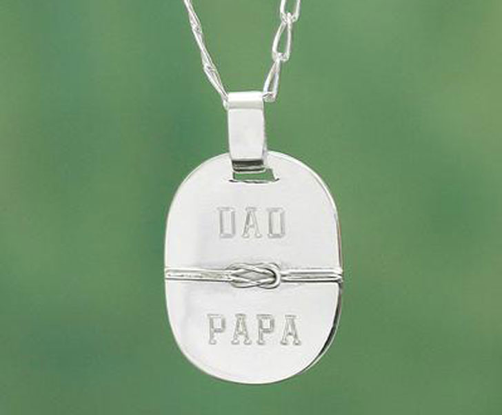18c6383bd48f3 Top 10 Punto Medio Noticias | Meaningful Necklace For Him