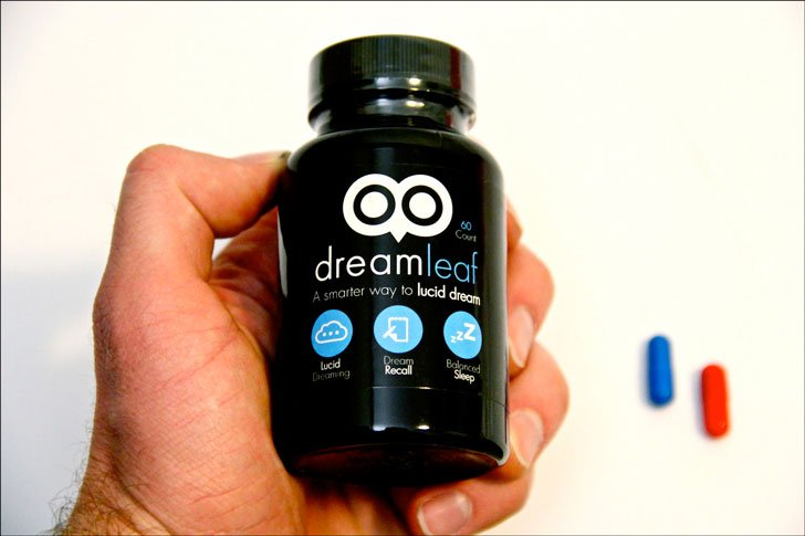 Lucid Dreaming Supplement