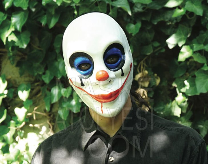 Payday Clown Mask
