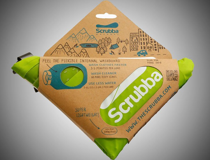 portable washing machine - scrubba