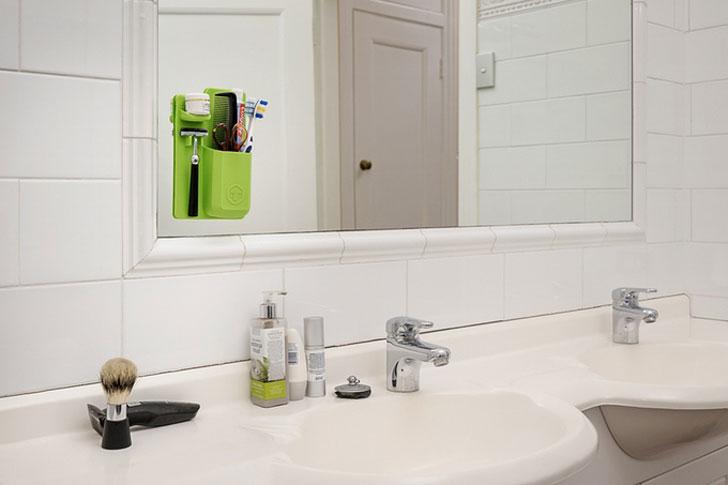 Silicone Bathroom Organizer