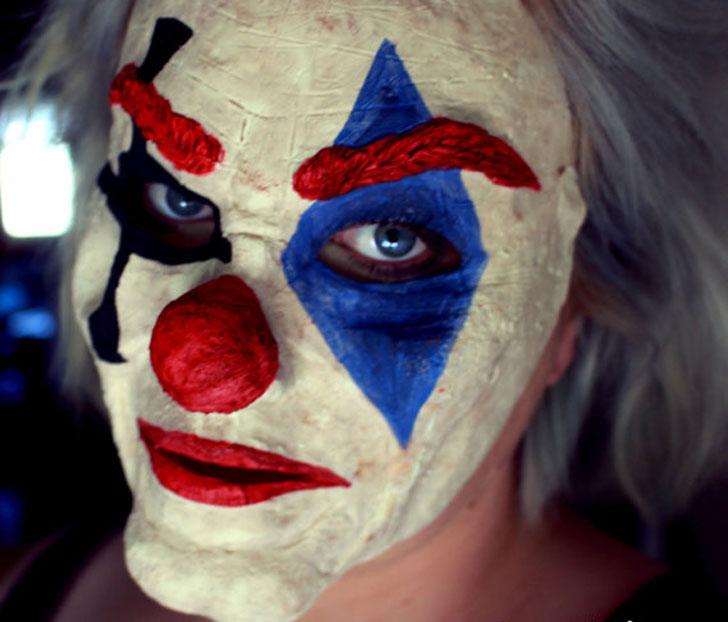 Sometimes Alice FX Version 2 Creepy Clown Mask