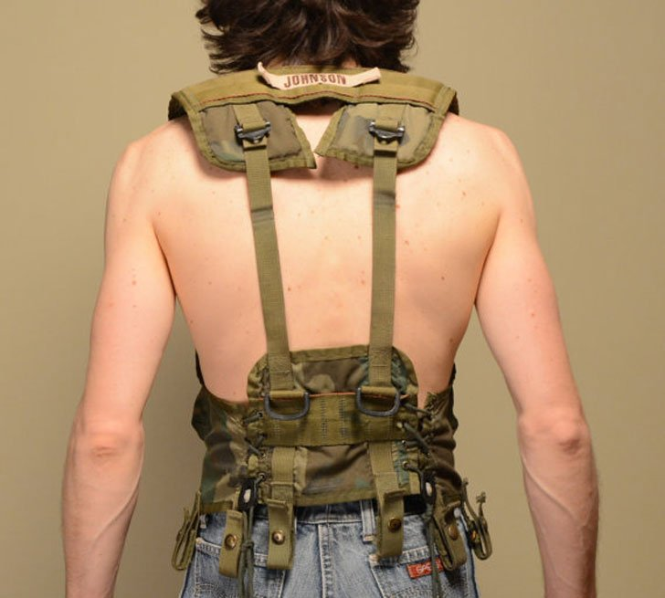Vintage US Army Tactical Vest