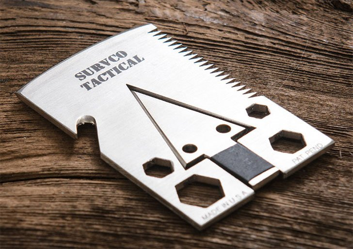 21-Function Credit Card Survival Tool