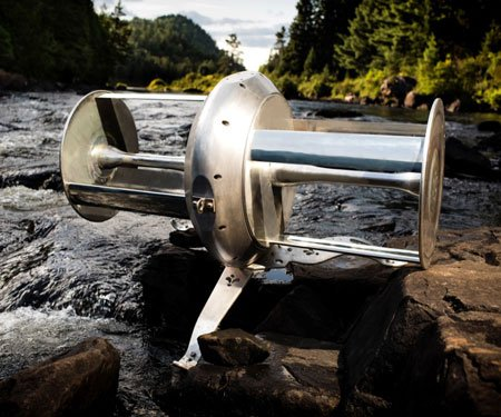 Alternative Power River Turbine