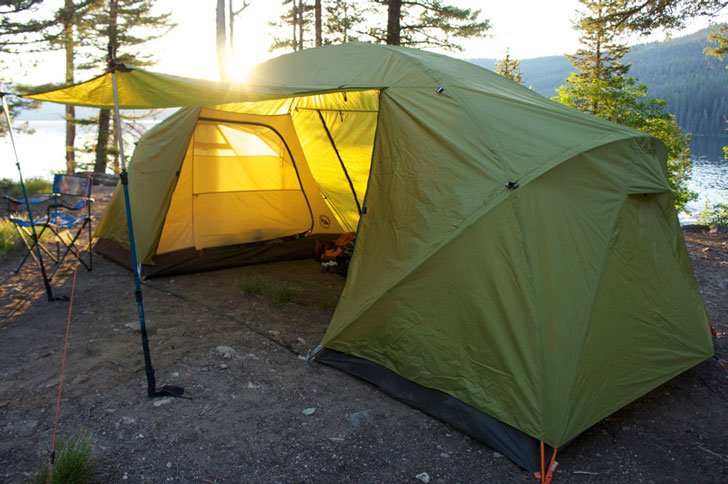 Big Agnes Wyoming Trail - COOL TENTS FOR CAMPING