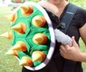 Bowser Shell Baby Carrier Cover