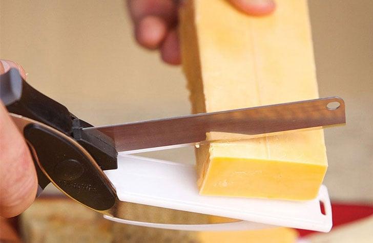 Clever cutter - unique kitchen gadgets
