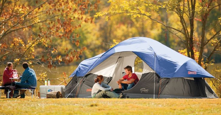 Coleman Red Canyon 8-Person