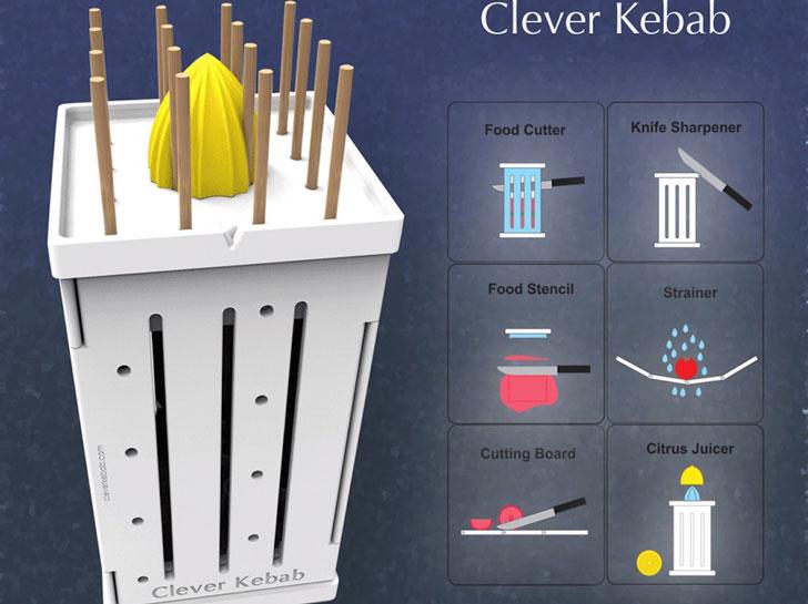 easy kebab maker