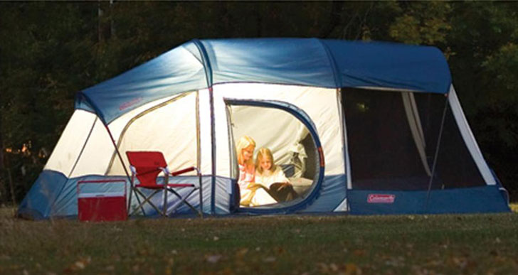 ELITE WEATHER MASTER TENT - COOL TENTS