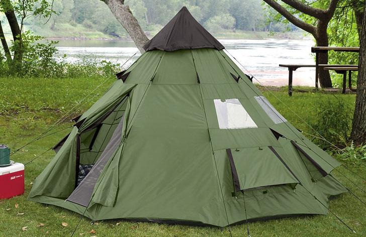 tee pee tent - unique tents