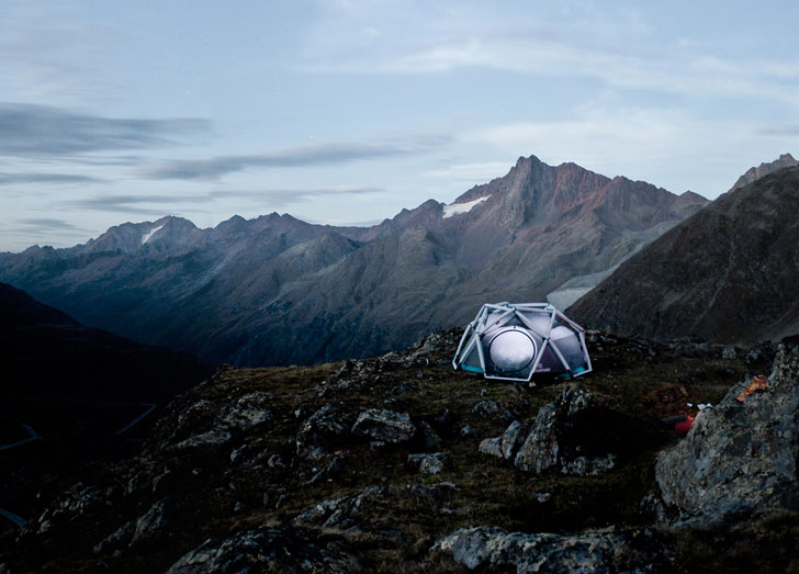 Heimplanet Cave-Tent - cool tents