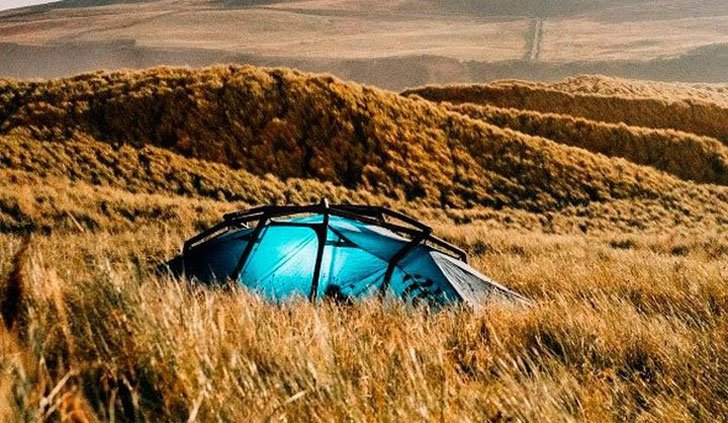 Heimplanet Nias Tent: 6-Person