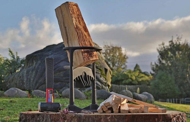 Kindling Cracker Log Splitter