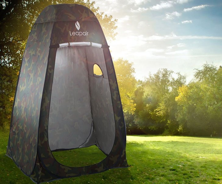 Leapair Instant Pop-Up Privacy Tent