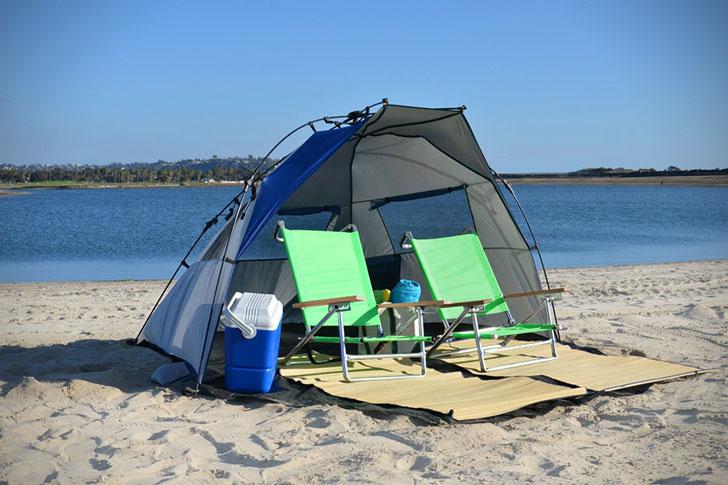Lightspeed Quick Set-Up Cabana