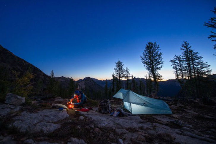 MSR Flylite Tent: 2-Person