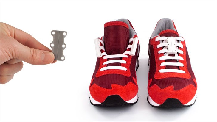 Magnetic Shoe Clips