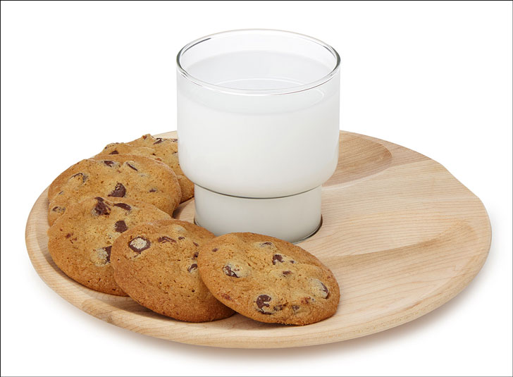Milk And Cookies Dunk & Drink Set