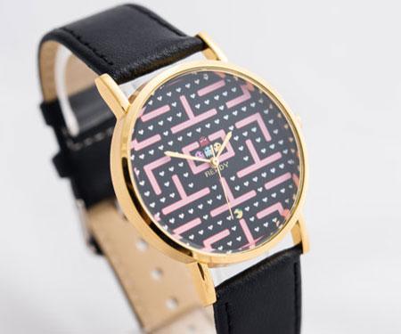 modern-retro-pink-pac-man-watch