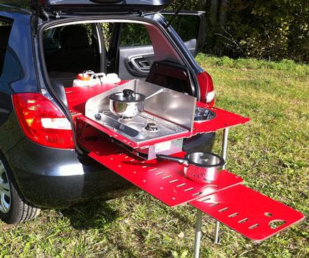 Modular Camping System
