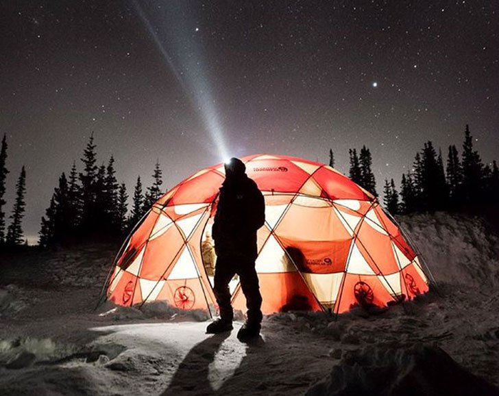 Mountain Hardwear Space Station Tent