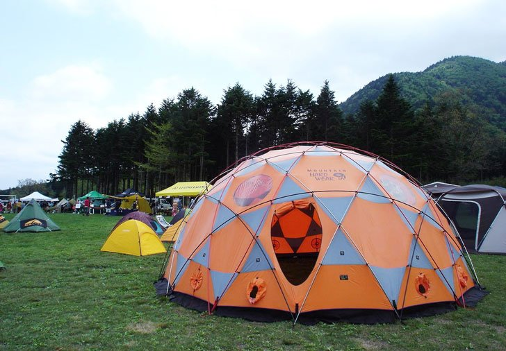 Mountain Hardwear Stronghold Tent - AWESOME TENTS FOR HEAPS OF PEOPLE TO GO CAMPING