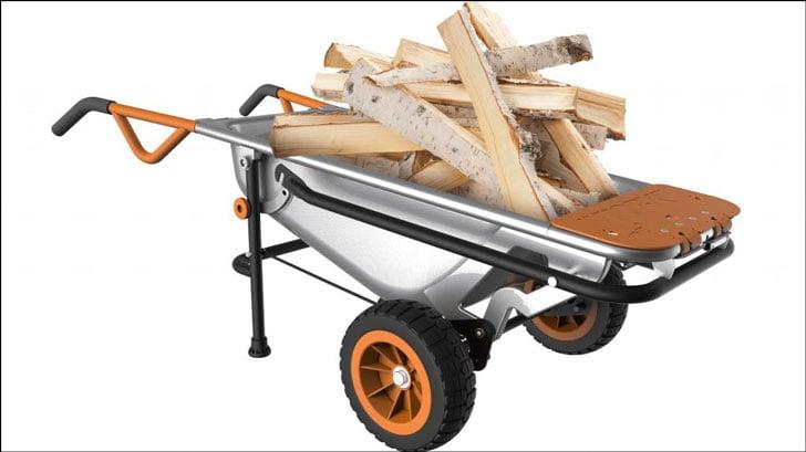 Multi-Purpose Wheelbarrow