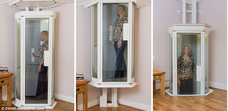 Personal Home Elevator
