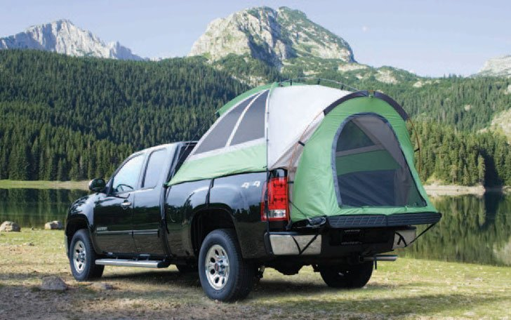 Pick Up Truck Tent