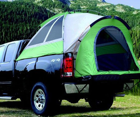 Pickup Truck Camping Bed Tent