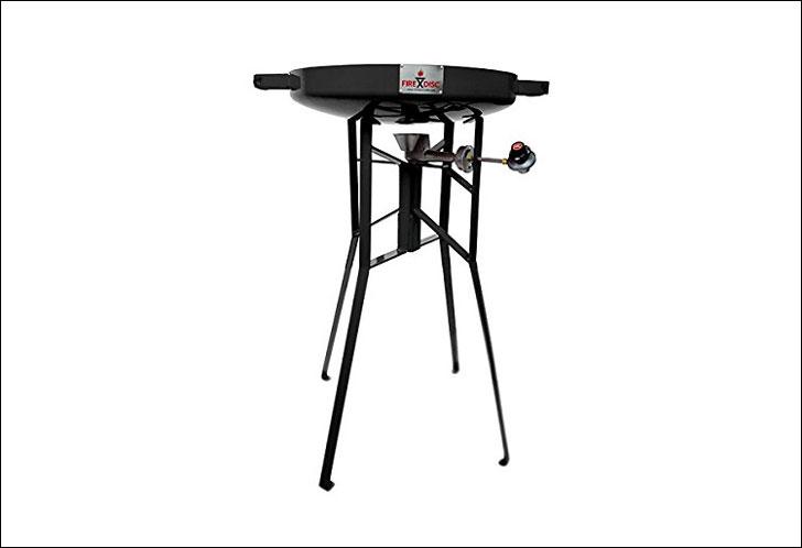 portable grilling pan