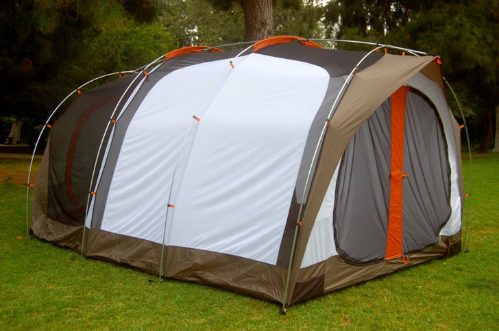 Rei Kingdom 6 Person - COOL TENTS