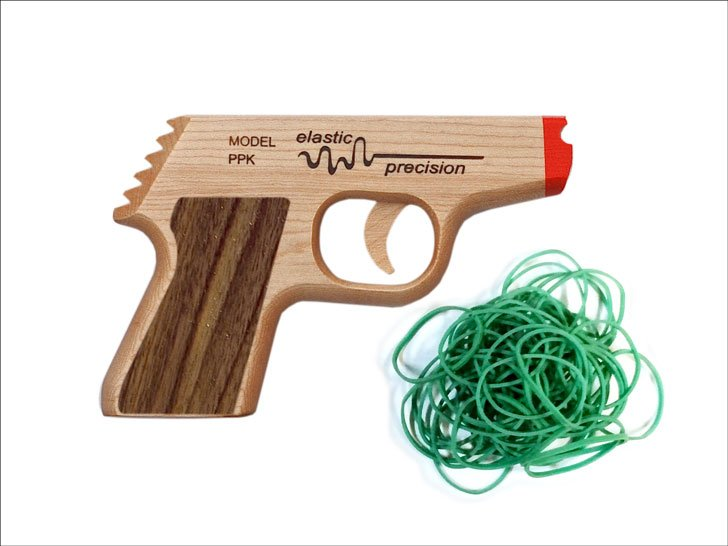 rubber band gun