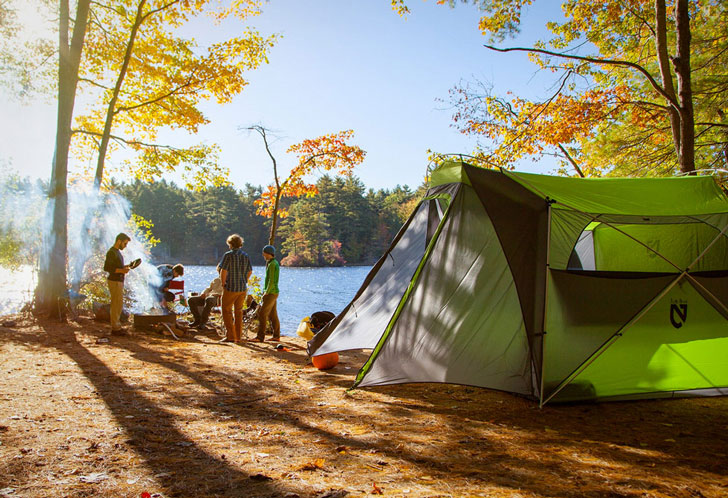 STANDING ROOM TENT - COOL TENTS FOR CAMPING