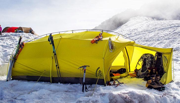Sierra Designs Convert 2 Tent 2-Person