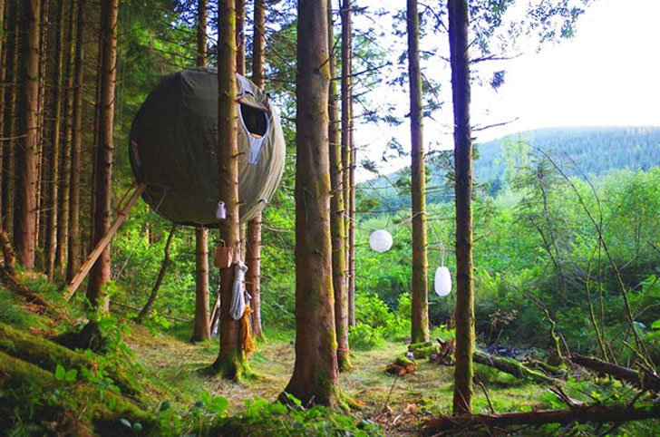 Sphere Tree Tent