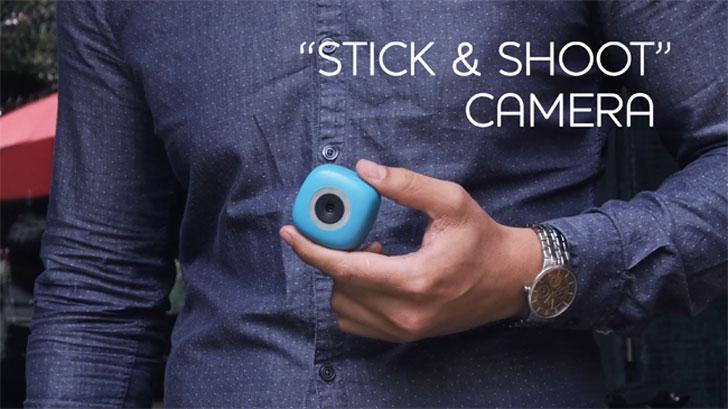 Stick And Shoot Camera