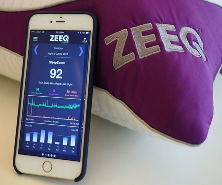 The Smart Pillow