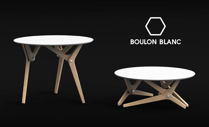 Transformable Table