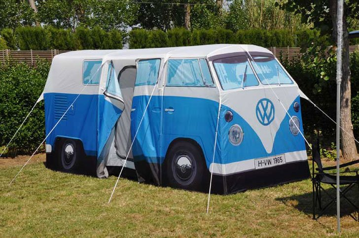 VW Camper Tent - COOL TENTS