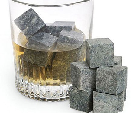 Whiskey Ice Cube Stones