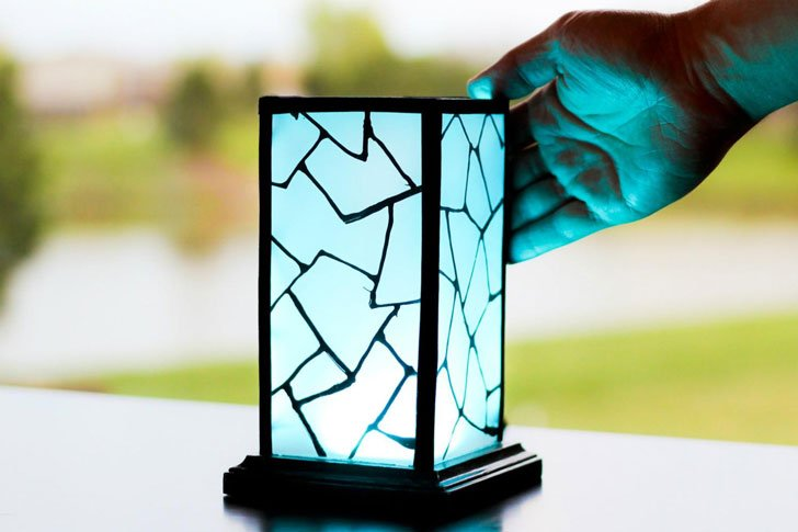 Wi-Fi Connected Touch Lights - Unique Table Lamps