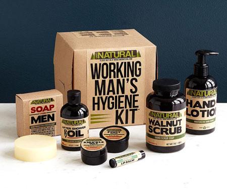 Working Man's Hygiene Kit