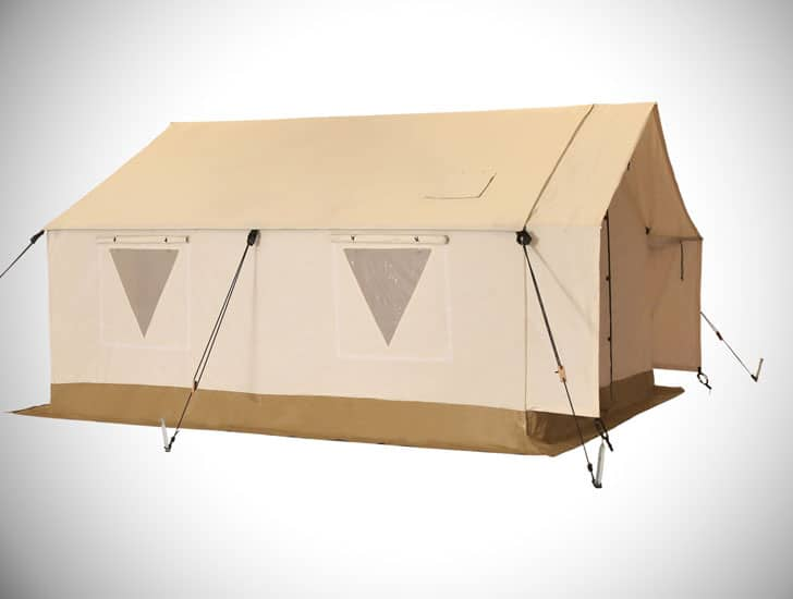 The 12'x14' Alpha Wall Tent